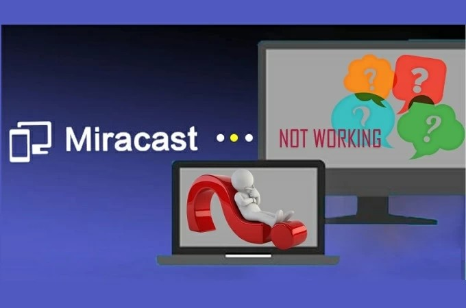 Miracast display port driver