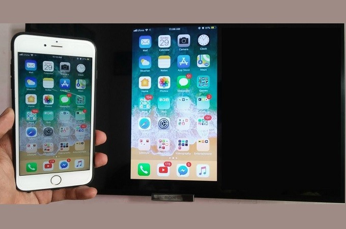 How To Mirror Iphone Sony Tv, How To Screen Mirror Apple Sony Tv