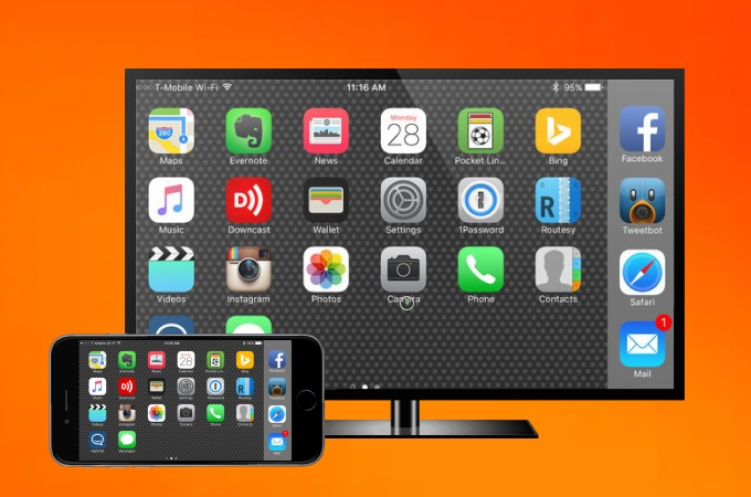 How To Mirror Iphone Tcl Tv Wirelessly, How To Mirror Iphone Roku Tv Without Wifi Or Apple
