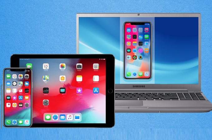 How To Mirror Iphone Ipad To Laptop