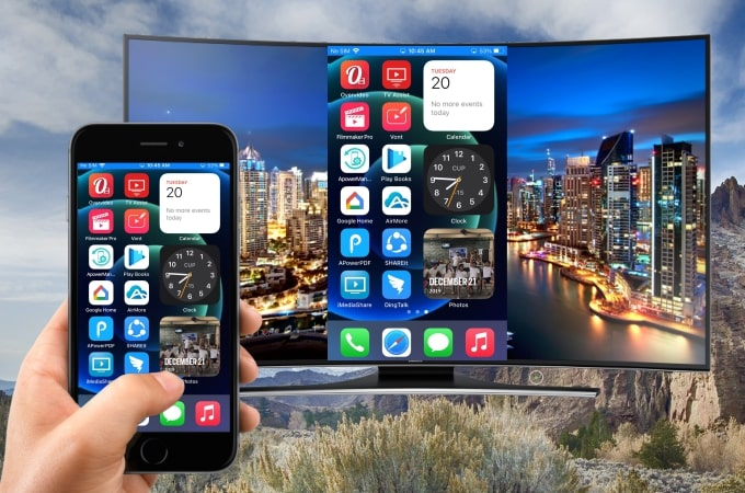 Best Screen Mirroring Apps For Iphone, How Do I Mirror My Iphone 11 To Samsung Tv
