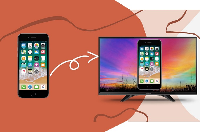 Mirror Iphone To Panasonic Tv, Can You Mirror Your Iphone To Tv Without Apple