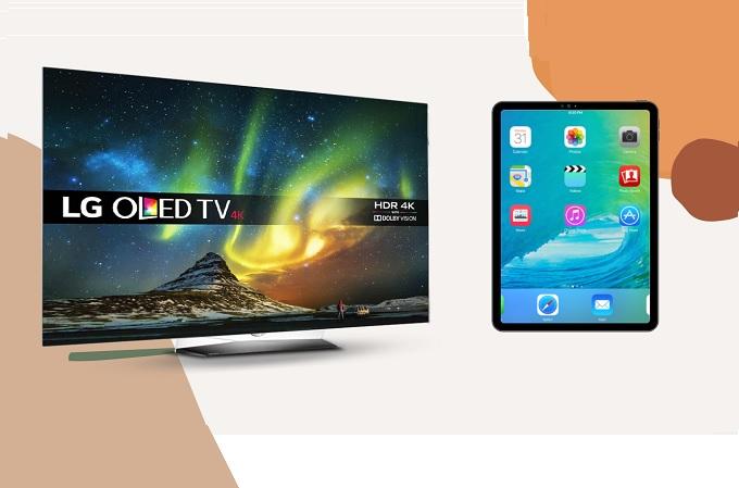 Mirror Ipad To Lg Smart Tv, How To Screen Mirror An Ipad Lg Tv